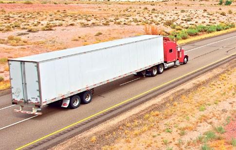 Transporte de carga terrestre Internacional