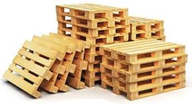 Pallets de madera Nacional